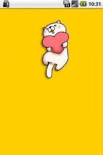 玩個人化App|Rolling cat LiveWallpaper02免費|APP試玩