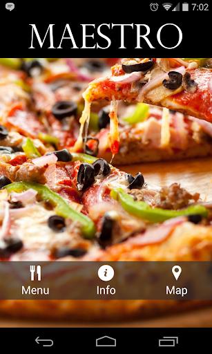Maestro Restaurant Pizzeria