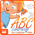 ABC Learning for Cre8tive Kids icon