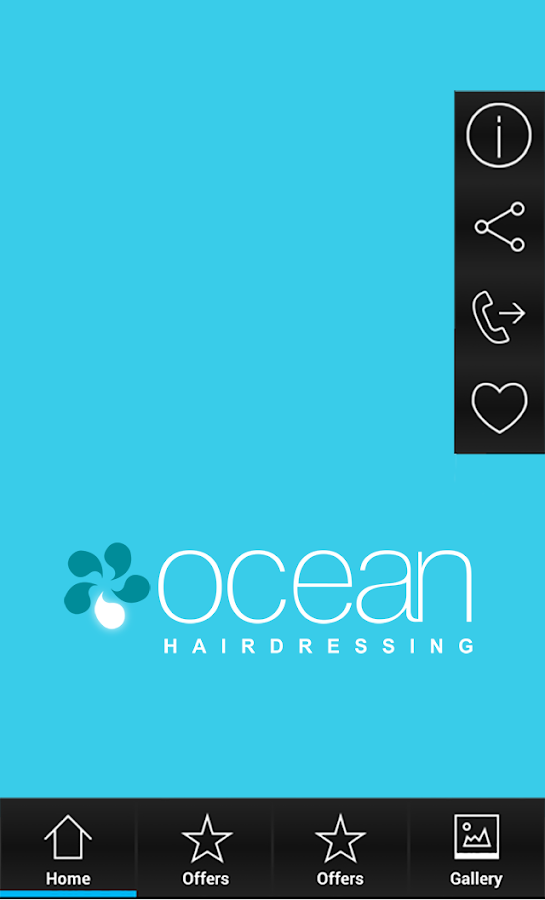 Ocean Hairdressing - screenshot