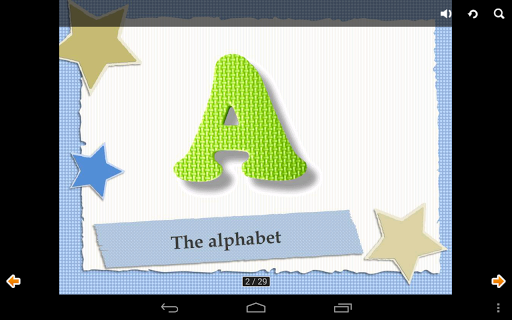 French alphabet for kids