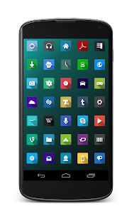 Minimal Shadows Icon Pack- screenshot thumbnail