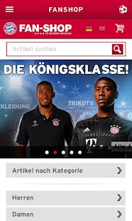FC Bayern Munich - screenshot thumbnail