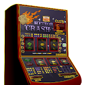 slot machine meteor crash icon