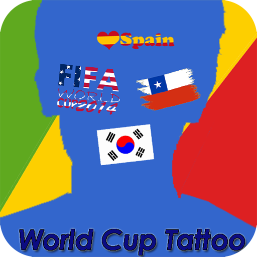 WorldCup Tattoo LOGO-APP點子