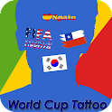 WorldCup Tattoo icon