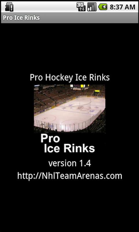 Pro Hockey Arenas Teams screenshot #1