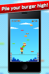 Hamburger Trapeze Act- screenshot thumbnail