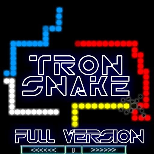 動作必備App|Tron Snake + LOGO-綠色工廠好玩App
