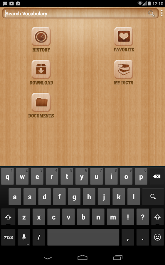 Power Dictionary - Android Apps on Google Play