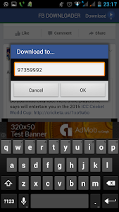 VideoDownload For Facebook Pro v2.0
