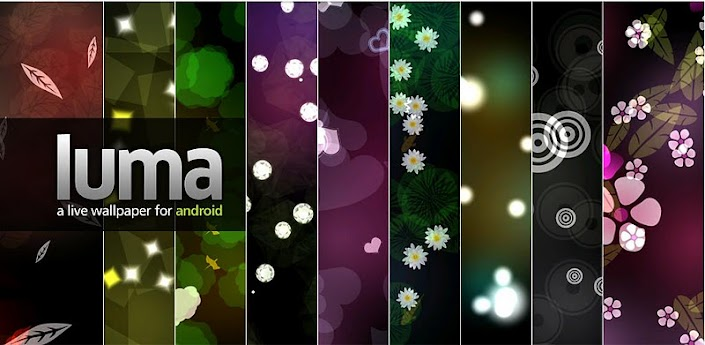 Luma Live Wallpaper v1.0.8
