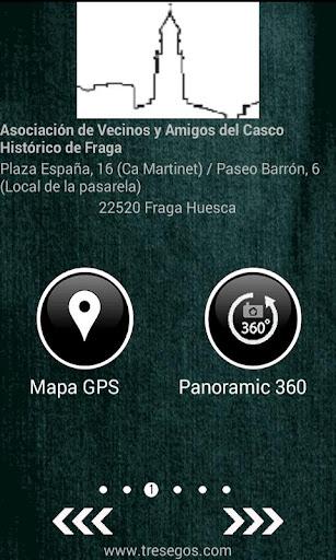 Casco Histórico de Fraga