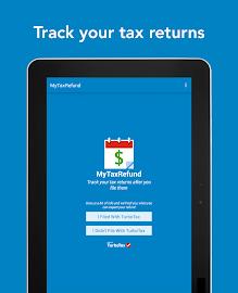 MyTaxRefund by TurboTax – Free Screenshot 4