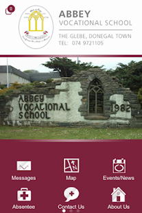 Abbey Vocational School- screenshot thumbnail