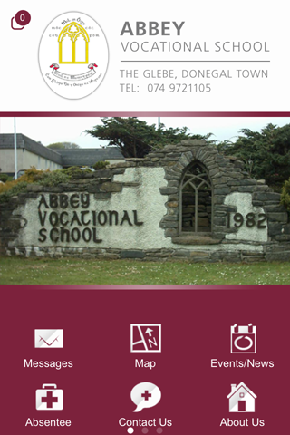 Abbey Vocational School- screenshot