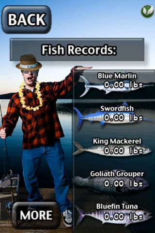 i Fishing Saltwater - screenshot
