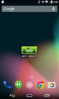 Screenshot of [Battery Theme] WWF Panda