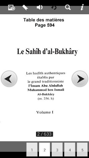 Tome 1- 4 FR Sahih Al-Boukhari