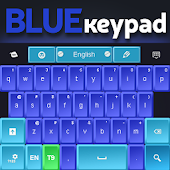 Keypad Blue Type