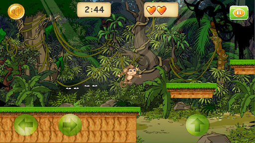Jungle Monkey Run 1.2.3 screenshots 2