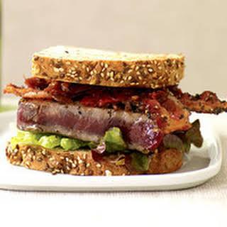 Tuna Steak Sandwich Recipes.