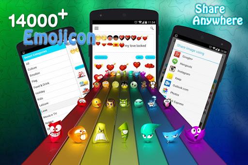 Emojicon Emoji for chat