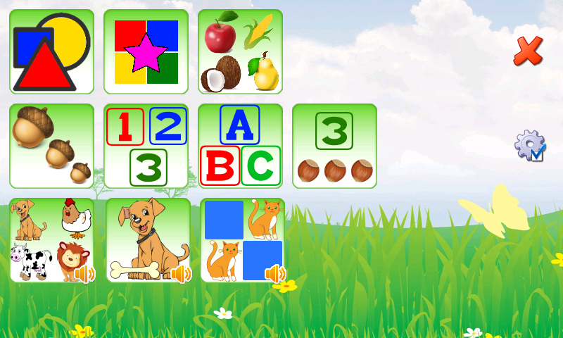 Montessori Games- screenshot