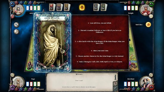 Talisman - screenshot thumbnail