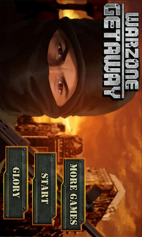 Warzone Getaway Counter Strike- screenshot