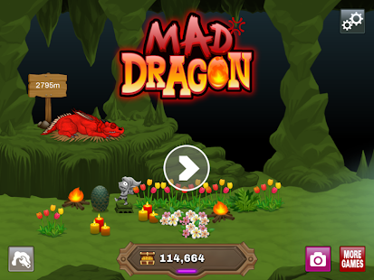 Mad Dragon- screenshot thumbnail