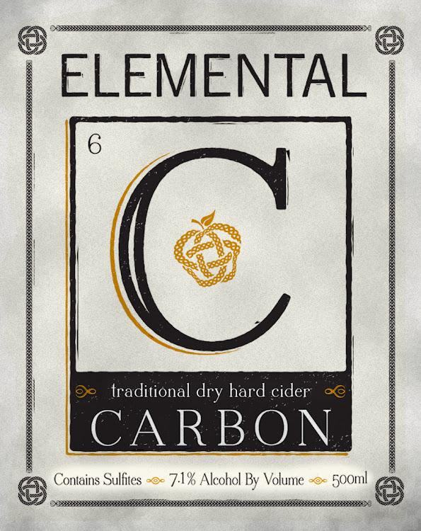 Logo of Elemental Carbon Tradition Dry Apple Cider