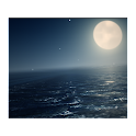 Ocean At Night Live Wallpaper icon