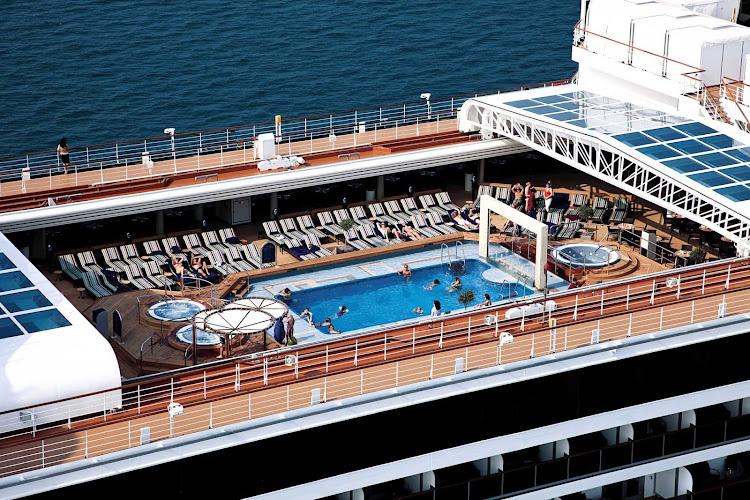 Family Cruises On Holland America Line Cruiseable - Eurodam cruise ship