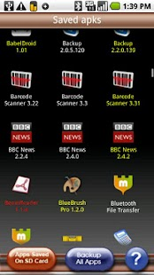 OnTheFly Backup Free- screenshot thumbnail