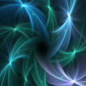 خلفية النجوم المتحركة icon