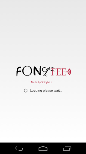 Font Feed