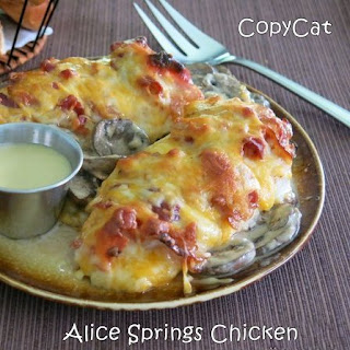 Alice Springs Chicken Copycat.