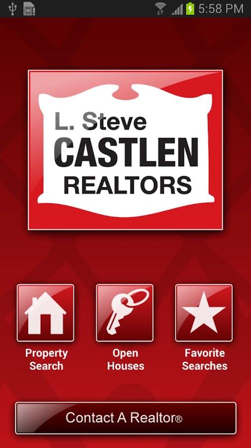 L. Steve Castlen Realtors - screenshot