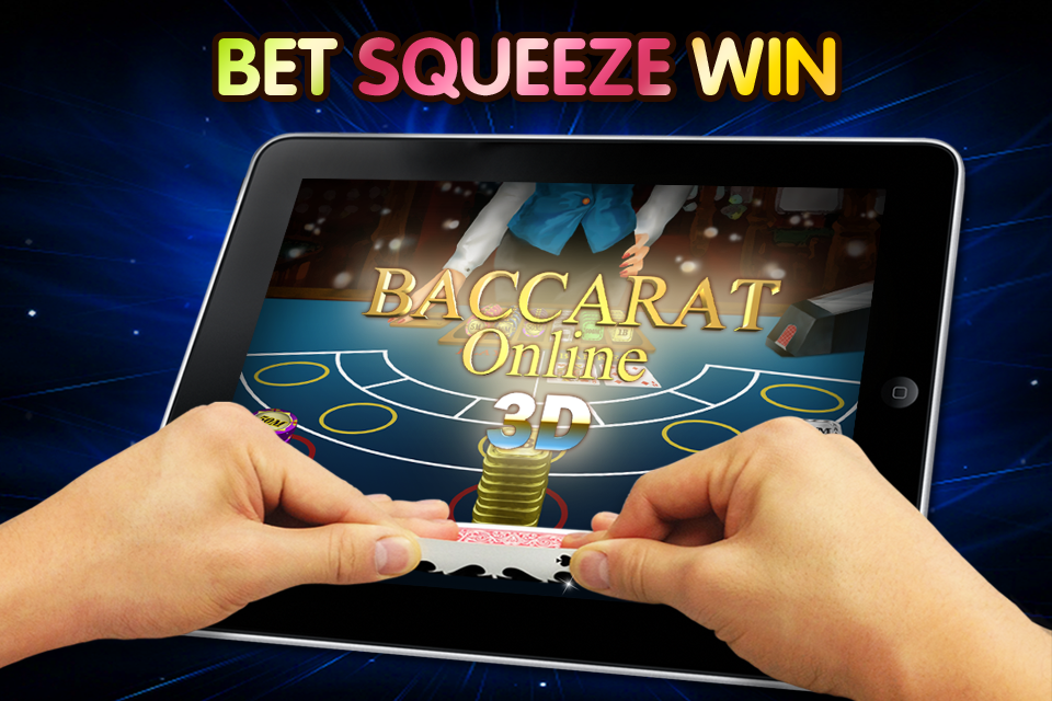 Baccarat Online 3D Free Casino - screenshot