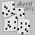 Crosswords 04 - April 2012 icon