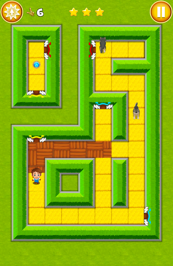 Hay Maker- screenshot