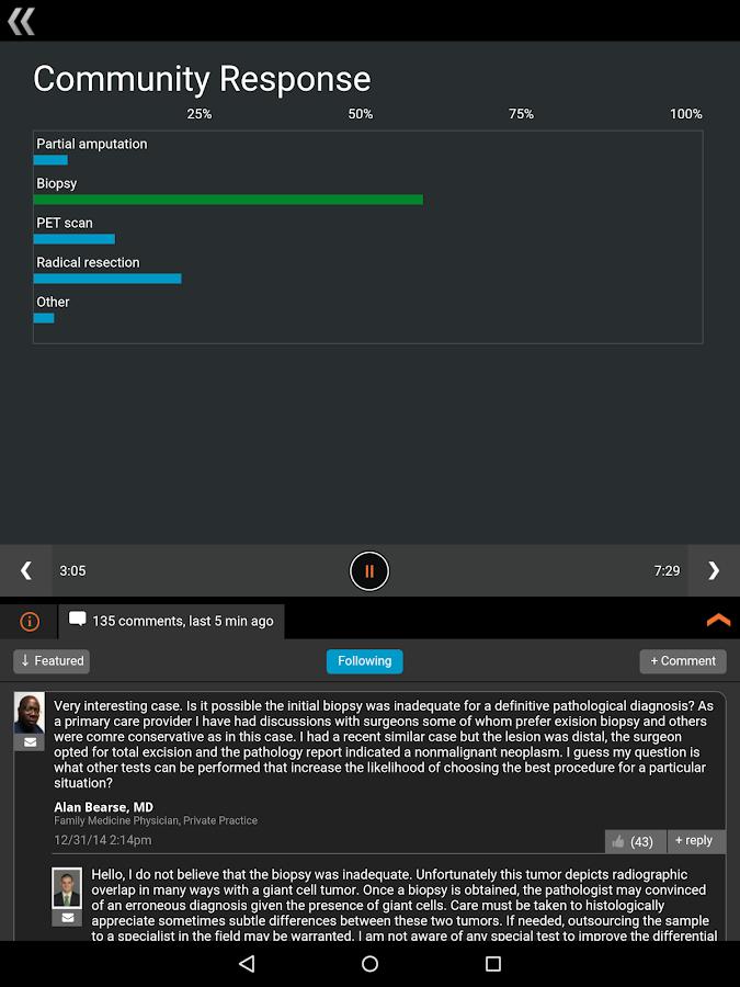 QuantiaMD - screenshot