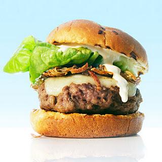 Idaho Lamb Burgers