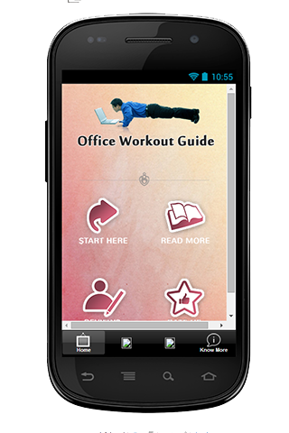 Office Workout Guide
