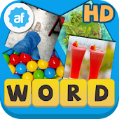 Word4Pics: 4 Pics 1 Word  HD