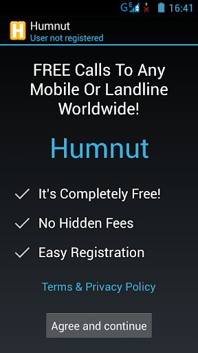 Free Calls - Humnut