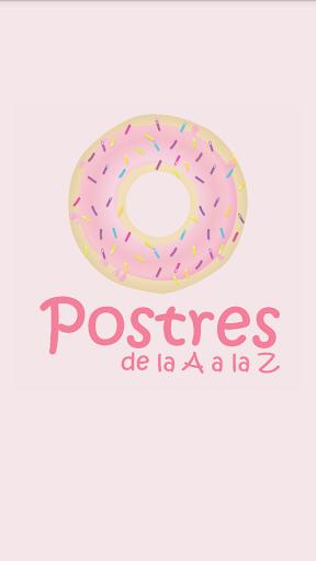 ABC de Postres