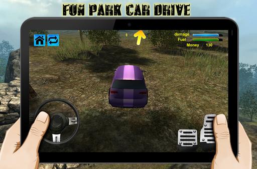 玩賽車遊戲App|楽しい公園車のドライブシミュレーション免費|APP試玩