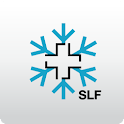 White Risk - SLF Avalanche App icon